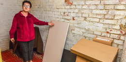 Niepełnosprawny mężczyzna czeka miesiącami na remont mieszkania