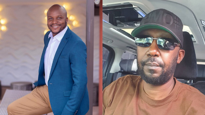 Jalang'o's reaction as KOT accuse him of being the cause of Andrew Kibe's exit from Kiss 100