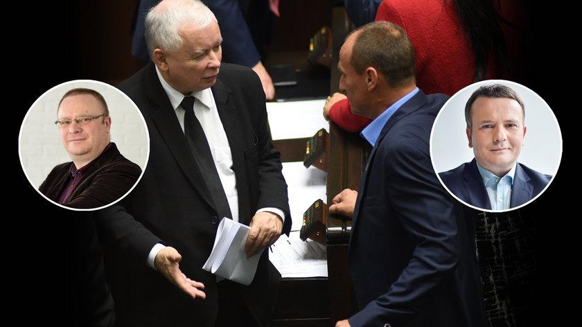 Znani publicyści komentują porozumienie Kaczyńskiego z Kukizem
