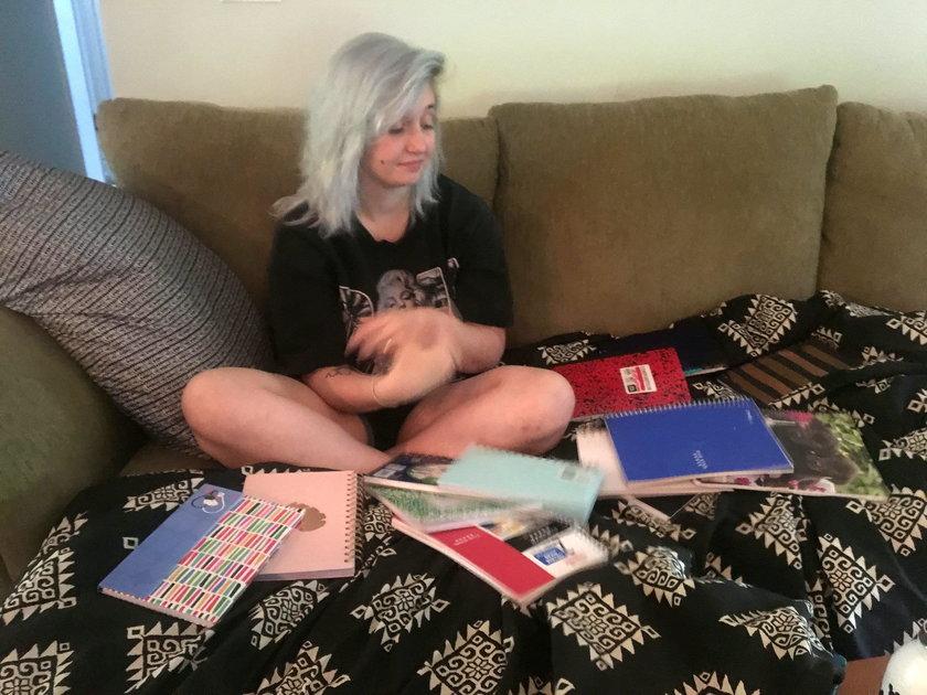 23-letnia Lauren Stott ma osobowość wieloraką
