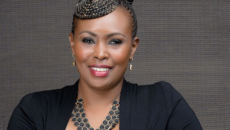 Caroline Mutoko's tweet on burning Parliament backfires as  netizens accuse you of hypocrisy