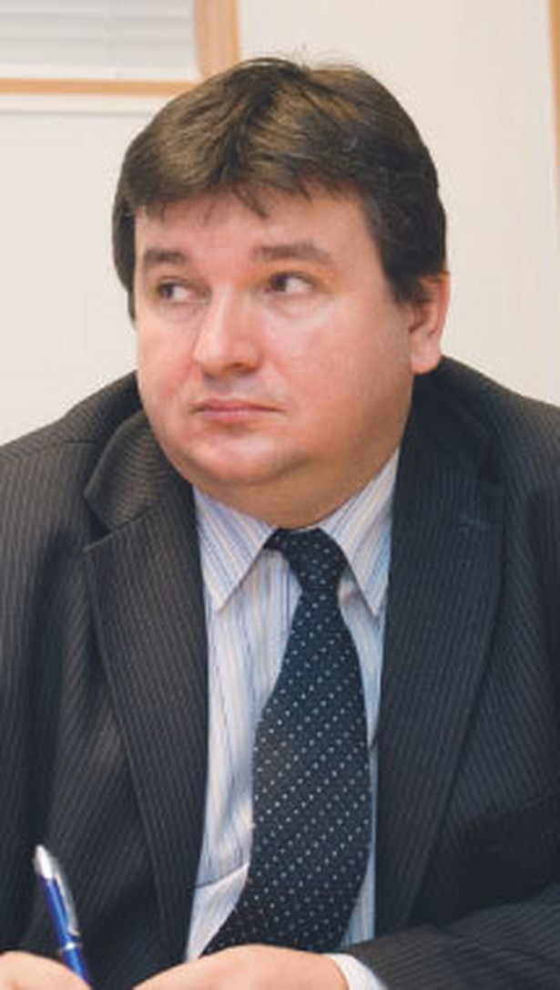 Jerzy Gryglewicz, ekspert ds. ochrony zdrowia
