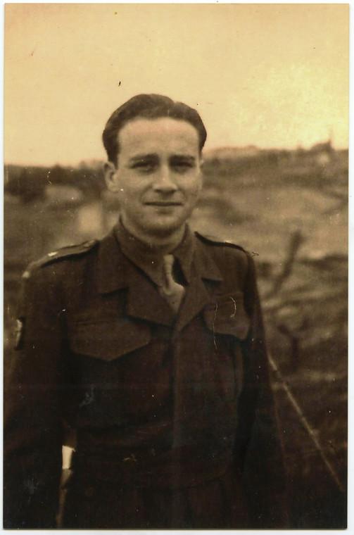 Stanisław Aronson w 1946 roku