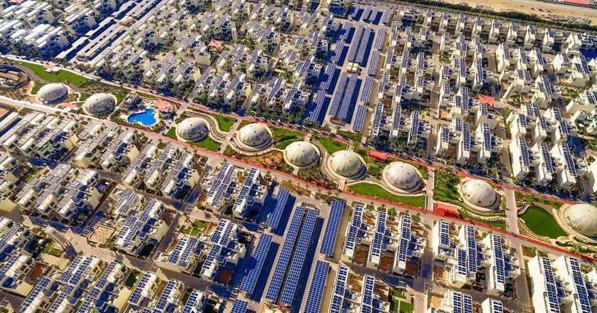 Zrównoważone Miasto kosztować ma 354 mln dol. Powstaje 30 kilometrów od Dubaju