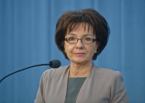 Elżbieta Witek, Jacek Herok/NEWSPIX.PL