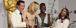 Oscary 2014. Zdjęcia z gali