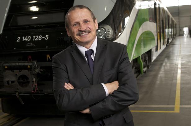 Tomasz Zaboklicki, prezes Pesy Bydgoszcz
