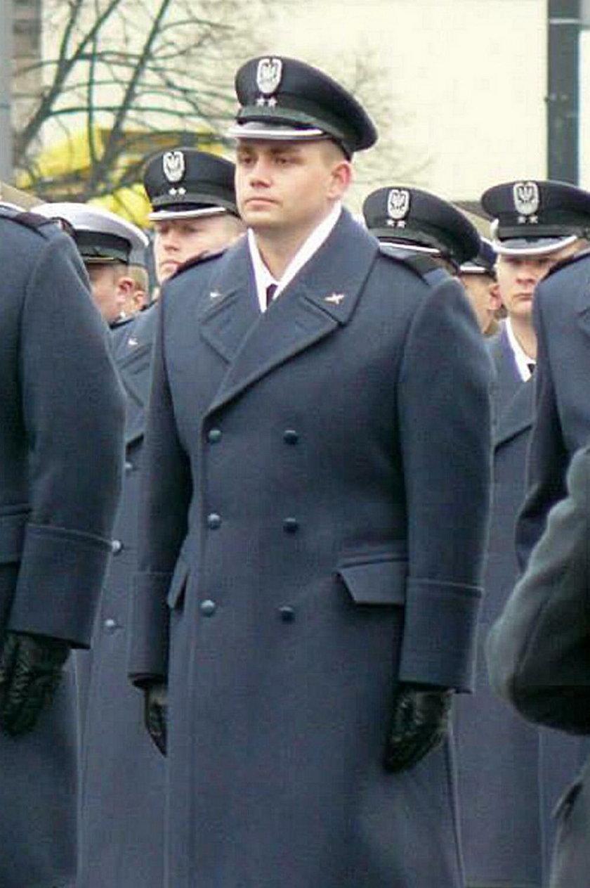 Porucznik Krzysztof Miko