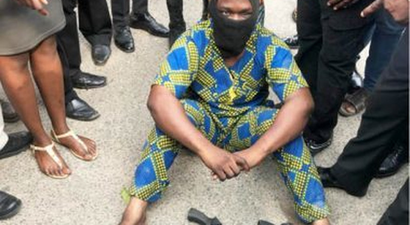 Police arrest member of notorious mask-wearing armed robbers terrorising Ajegunle