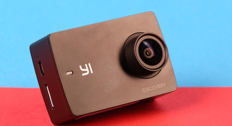 Actioncam Yi Discovery im Test: günstige Zweit-Kamera