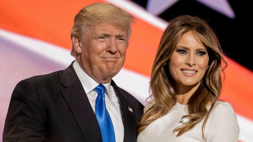 Wydała majątek, by wyglądaćjak Melania Trump. Udało się?
