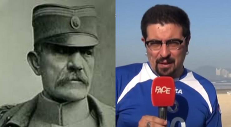 Živojin Mišić i Marjan Mijajlović
