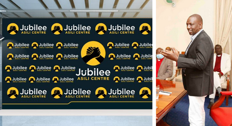 DP William Ruto's team suffers setback as Jubilee Asili Party is reserved by city trader Andrew Simiyu