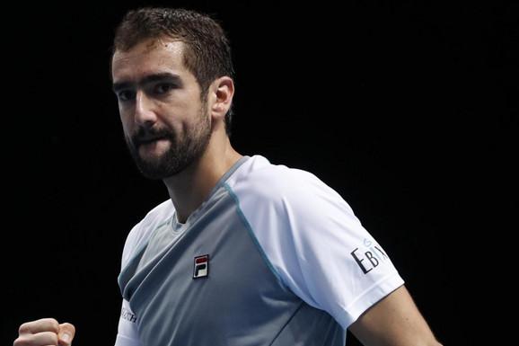 ZAVRŠNI MASTERS U LONDONU Čilić pobedio Iznera i zadržao šanse da se priključi Novaku u polufinalu