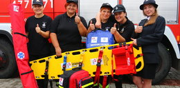Wielka akcja Fundacji Faktu i Grupy PZU. Pomagamy strażaczkom z OSP Świderki