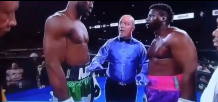 Najkraći boks meč