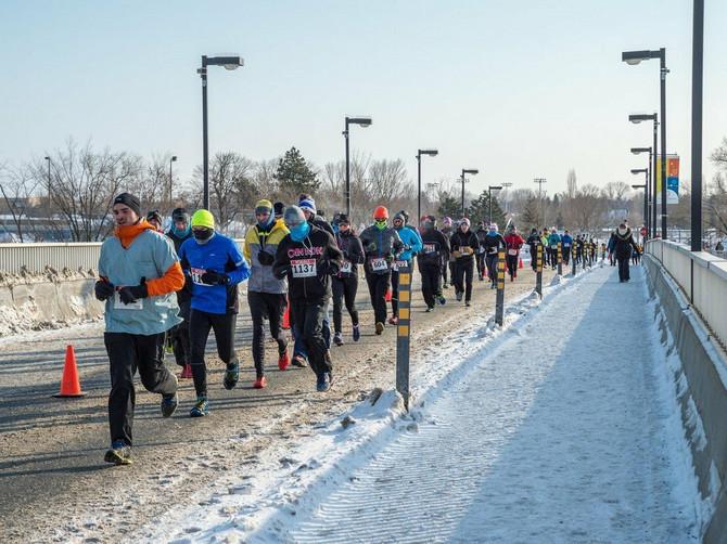 Da li ste spremni? 23. Zimski maraton samoprevazilaženja?