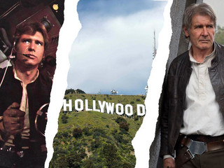 Hollywood Han Solo Harrison Ford