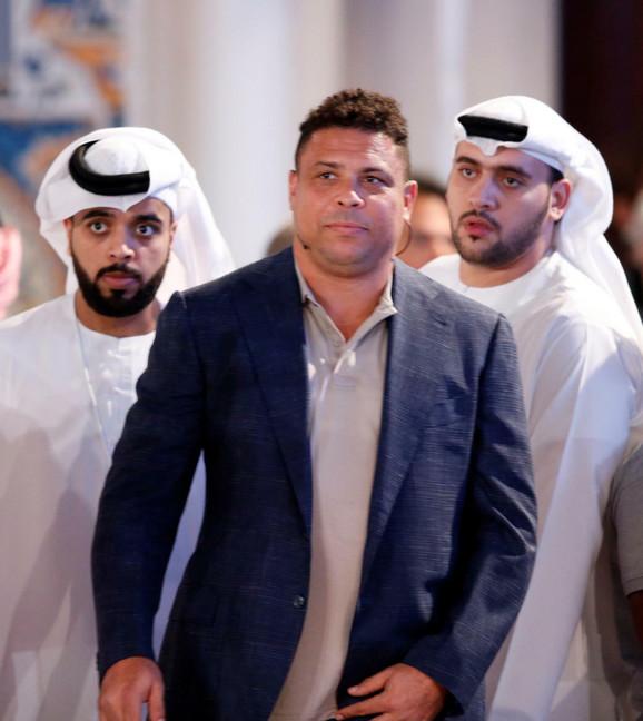Pravi Ronaldo u Dubaiju