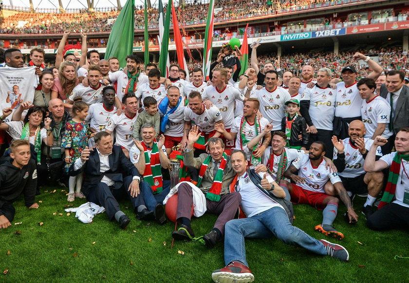 Lokomotiv Moskwa mistrzem Rosji