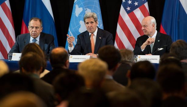 Monachium: Konferencja ws. Syrii
