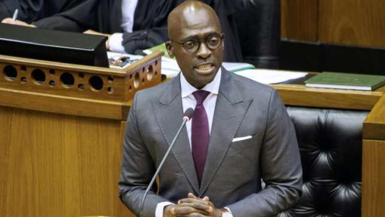 Malusi Gigaba, SA Minister for Home Affairs resigns after his masturbation video went viral