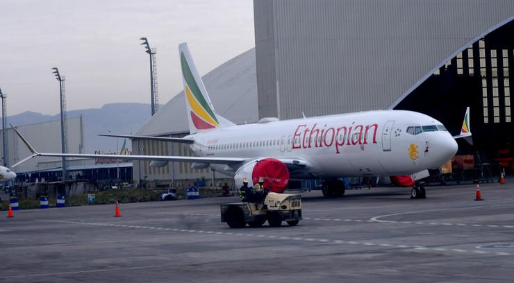 etiopijan erlajnz