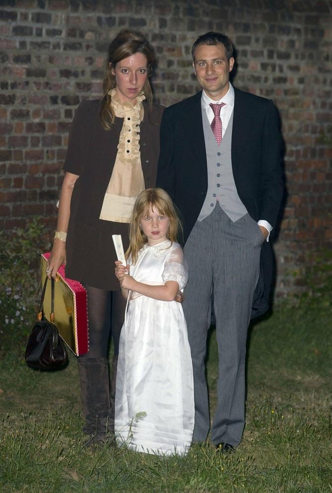 Goldsmitovi sa ćerkom