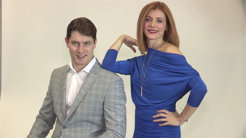 Iza kulisa serije 'Pogrešan čovek': Evo kako zapravo izgleda odnos Bojane Stefanović i Petra Benčine! Video