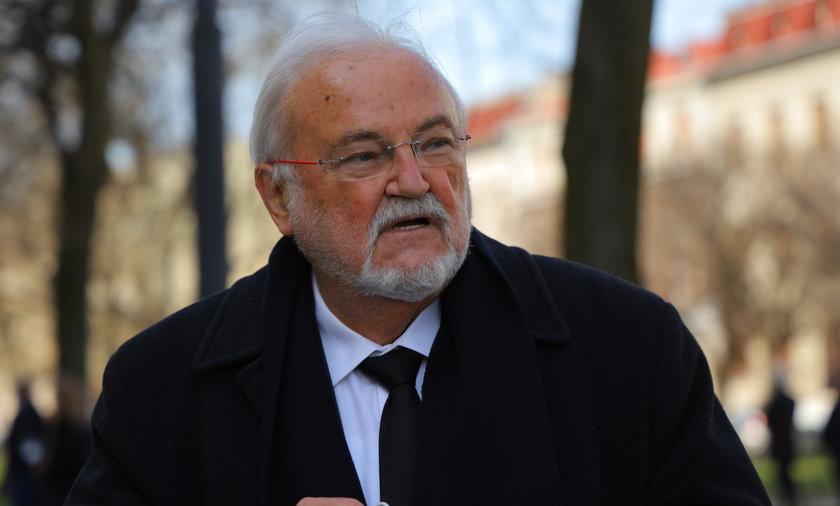 Andrzej Kosmala o pomocy dla Krzysztofa Juniora.