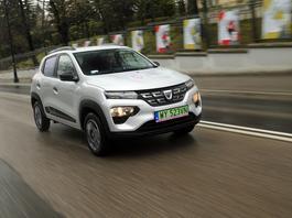 Dacia Spring – jak jeździ najtańszy samochód elektryczny w Polsce?