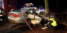 Pijany kierowca prawie zabił pasażerów