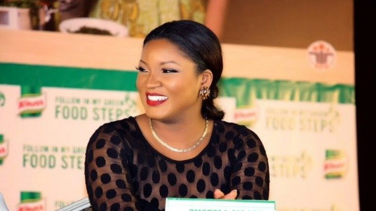 Omotola Jalade-Ekeinde says Nigerian youths are morally and ...