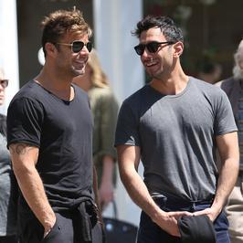 Ricky Martin ma nowego chłopaka?