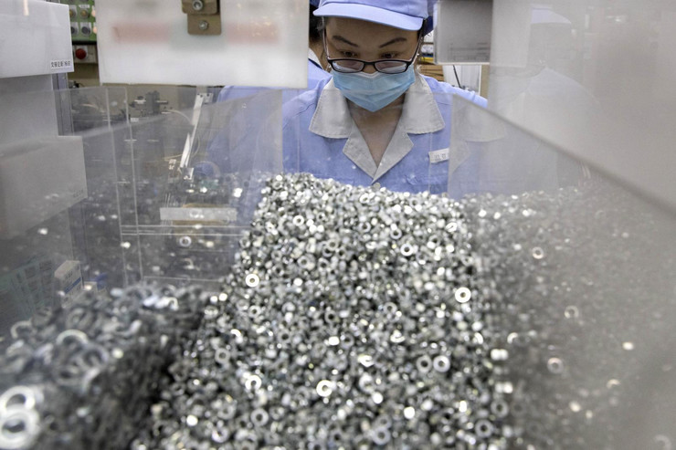 fabrike radnici koronavirus 03 foto Tanjug AP