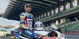 Tragiczny wypadek na torze Donington Par. Zginął 25-letni motocyklista