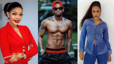 What do men really want? – Wema Sepetu's surprise reaction on Tanasha Donna's photo