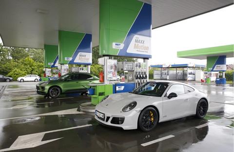 PRIJATAN BORAVAK ZA PORODICE I NAJLEPŠE TRENUTKE: Renovirana OMV benzinska stanica je otvorena