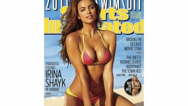 Irina Shayk na okładce Sports Illustrated