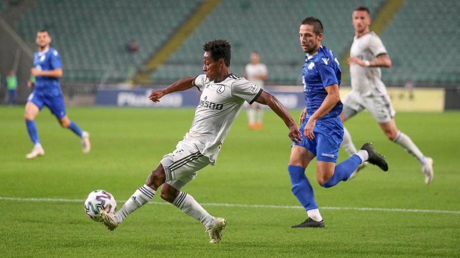 Legia Warszawa - Drita FK