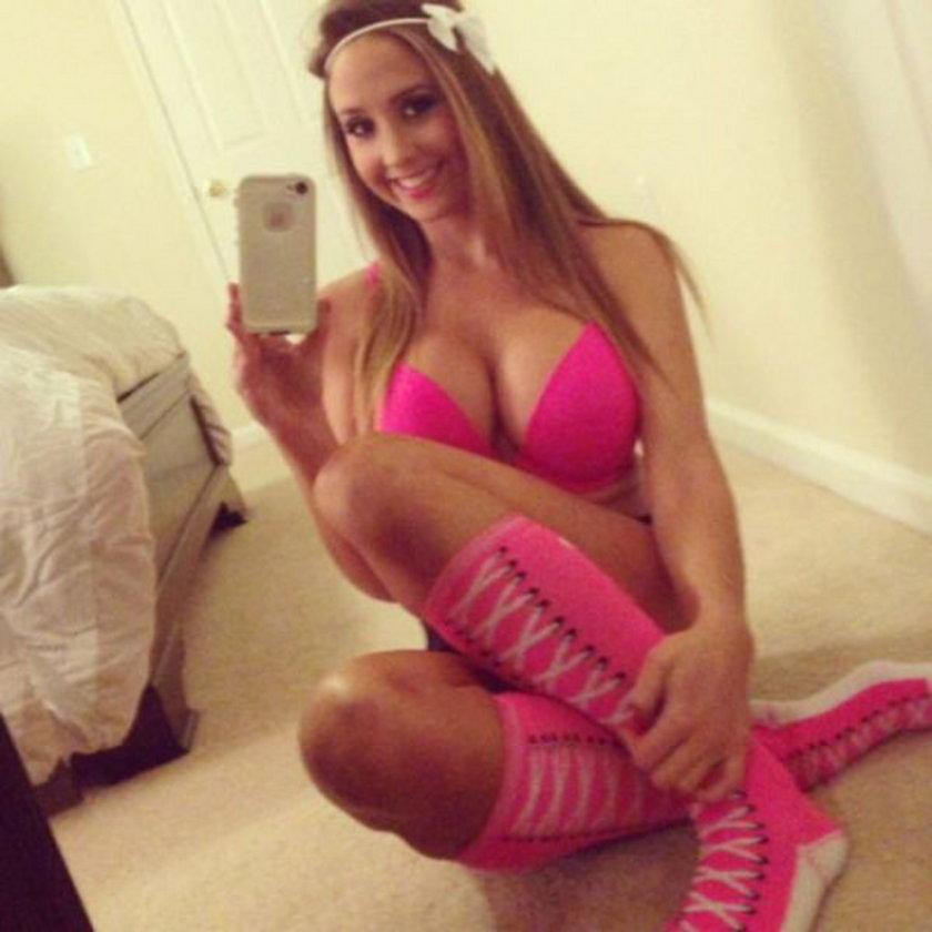 Duże piersi pink
