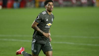 Rashford and Fernandes ensure United brush off Granada