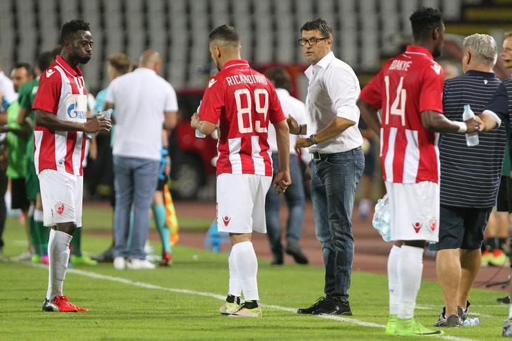 FK Crvena zvezda, FK Florijana