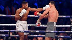 Joshua lepszy od Kliczki w pojedynku gigantów na stadionie Wembley