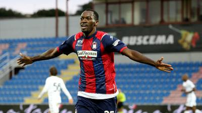 Despite scoring 19 goals in Serie A this season, Super Eagles boss Rohr wants Simy Nwankwo to join a 'stronger' club to a get call-up