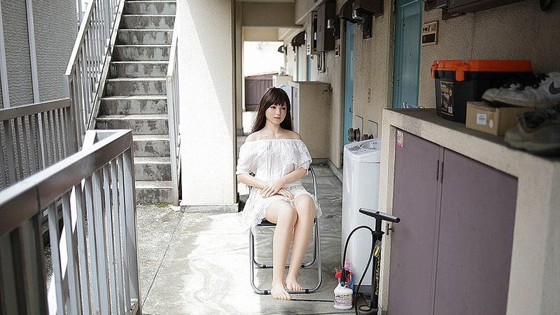 japán szexmunkás