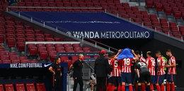 Ćwierćfinał Ligi Mistrzów zagrożony? Dwa przypadki zakażenia w Atletico Madryt