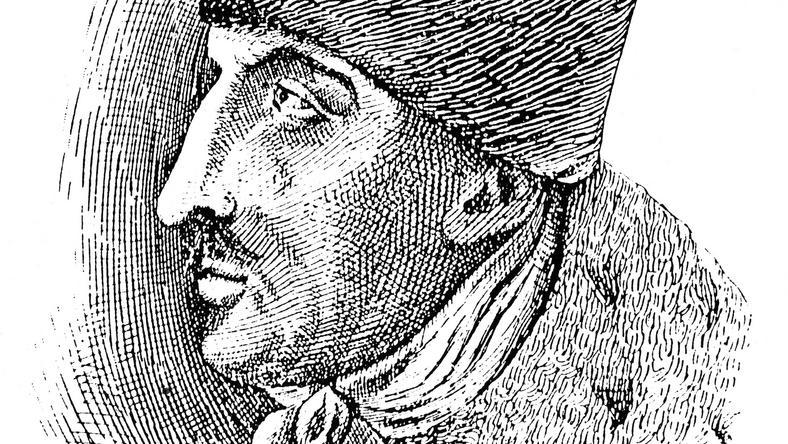 Jakub Frank urodził się w 1726 roku na pograniczu Podola i Wołynia
