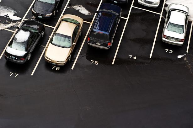 Opłata za parking nie zależy od wielkości auta