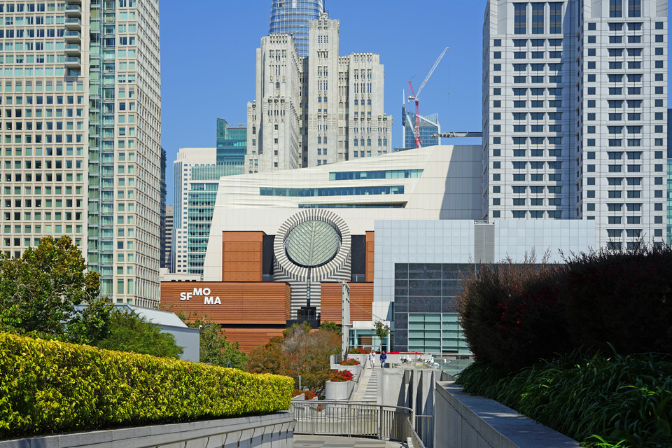 Rozbudowa San Francisco Museum of Modern Art (San Francisco, USA) - 305 mln